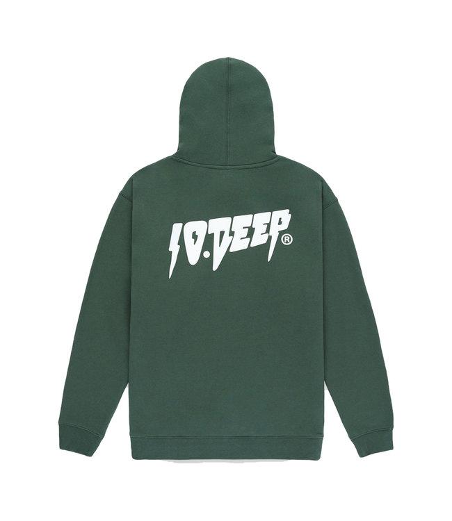 10.DEEP Logo Hoodie