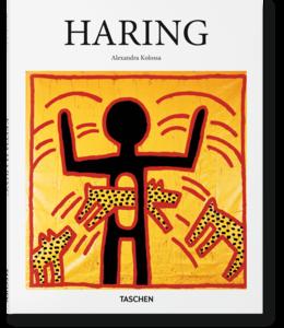 HARING BOOK