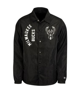 NEW ERA BUCKS ICON COACH JACKET