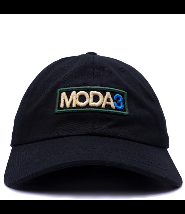 MODA3 Outline Logo Dad Hat