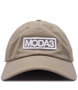 MODA3 OUTLINE LOGO DAD HAT