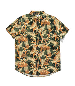 BANKS JOURNAL VOID S/S WOVEN SHIRT