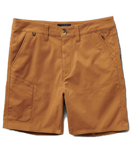 "ROARK LONG ROAD 18"" STRETCH SHORT"