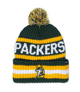'47 BRAND PACKERS LEGACY BERING CUFF KNIT BEANIE