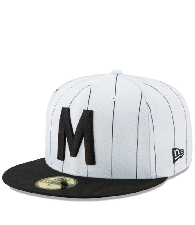 NEW ERA Milwaukee Bears Negro League 59Fifty Fitted Hat