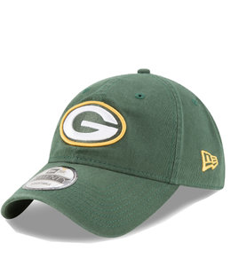 NEW ERA PACKERS CORE CLASSIC 9TWENTY ADJUSTABLE HAT