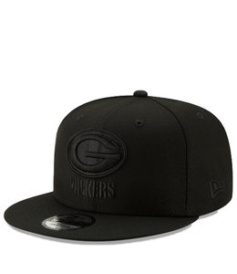 NEW ERA PACKERS BASIC 9FIFTY SNAPBACK HAT