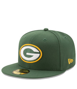 NEW ERA PACKERS 59FIFTY FITTED HAT