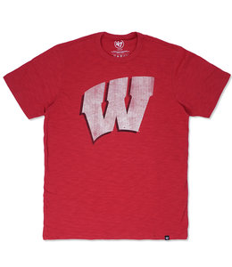 '47 BRAND BADGERS GRIT SCRUM TEE