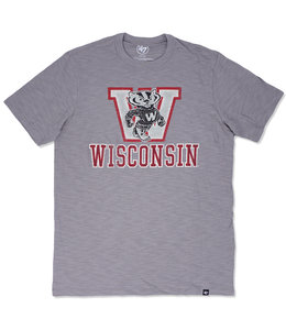 '47 BRAND BADGERS REC SCRUM TEE