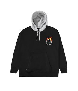 THE HUNDREDS CAMPUS PULLOVER HOODED SWEATSHIRT