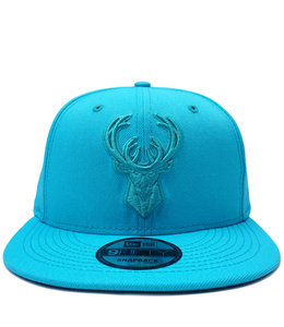 NEW ERA BUCKS COLOR PACK 9FIFTY SNAPBACK HAT