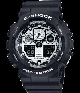G-SHOCK GA-100BW