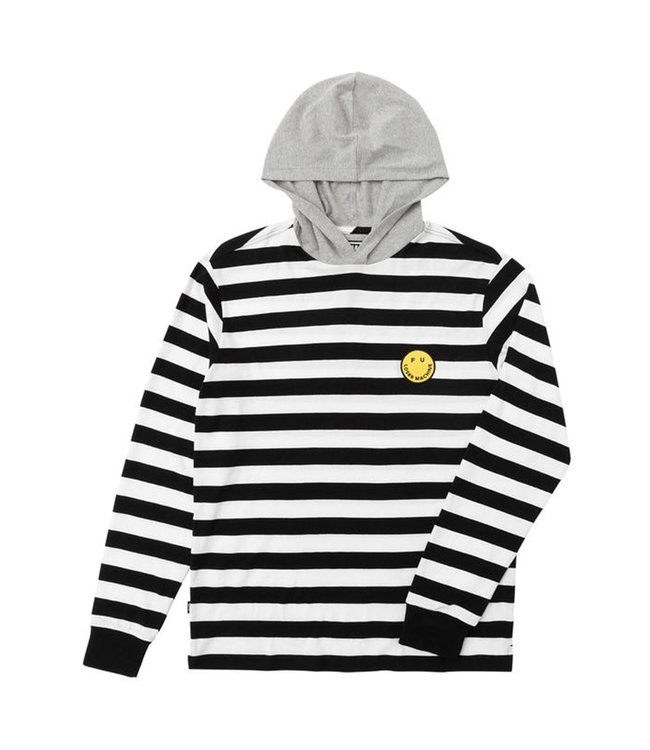 LOSER MACHINE Keystone Long Sleeve Hooded Shirt