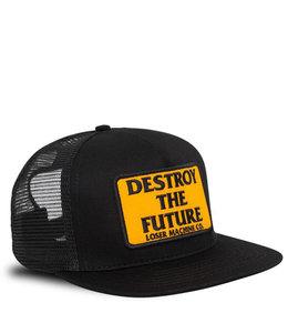 LOSER MACHINE DESTROY TRUCKER HAT