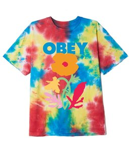 OBEY NO FUTURE FOR APATHY ORGANIC TEE