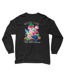 THE QUIET LIFE TAKE A BREAK LONG SLEEVE TEE