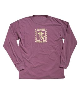 THE QUIET LIFE NO NOISE LONG SLEEVE TEE