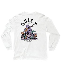 THE QUIET LIFE SOUNDS LONG SLEEVE TEE