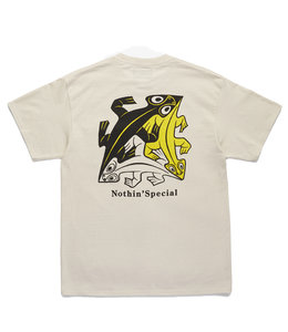 NOTHIN'SPECIAL ILLUSION POCKET TEE