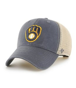 '47 BRAND BREWERS FLAGSHIP WASH MVP HAT