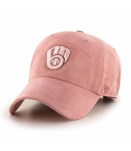 '47 BRAND BREWERS WOMEN'S UPTOWN CLEAN UP HAT