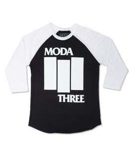 MODA3 3 STRIKES RAGLAN