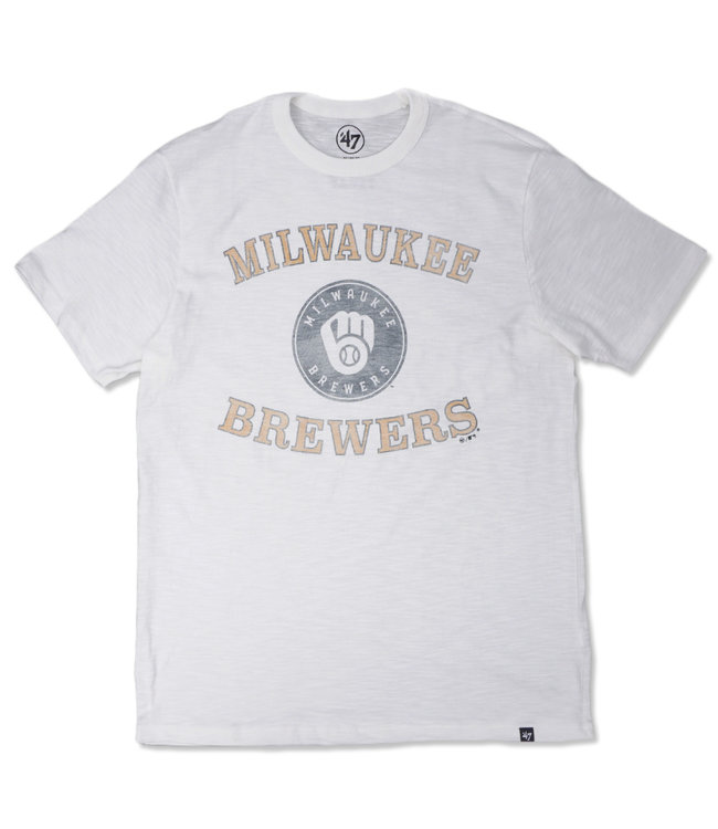 '47 BRAND Brewers Counter Arc Tee
