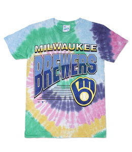 '47 BRAND BREWERS BOLD RIO TIE DYE TEE