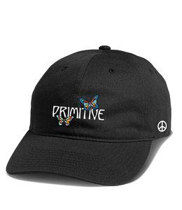 PRIMITIVE MENTAL WEALTH STRAPBACK HAT