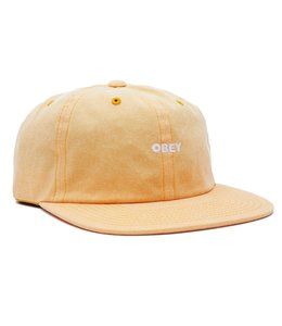 OBEY PIGMENT 6 PANEL STRAPBACK HAT