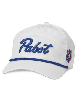 AMERICAN NEEDLE PABST LIGHTWEIGHT ROPE HAT