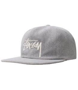 STUSSY BEACH CANVAS CAP