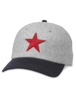 AMERICAN NEEDLE DETROIT STARS ARCHIVE HAT