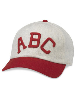 AMERICAN NEEDLE INDIANAPOLIS ABC ARCHIVE HAT