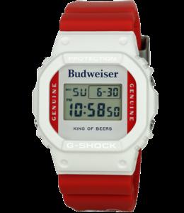 G-SHOCK DW5600BUD20 'BUDWEISER'