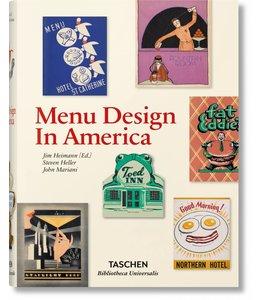 MENU DESIGN IN AMERICA