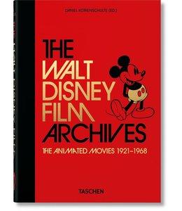 THE WALT DISNEY FILM ARCHIVES 1921-1968