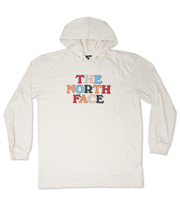 THE NORTH FACE SUMMER FEELS TRI-BLEND HOODIE