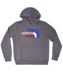 THE NORTH FACE USA BOX PULLOVER HOODIE