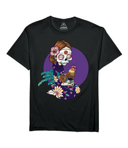 UPPER PLAYGROUND DAY OF THE DEAD TEE
