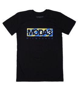 MODA3 BOX LOGO JAZZ BREW TEE