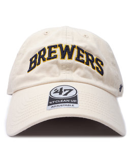 '47 BRAND BREWERS SCRIPT CLEAN UP HAT