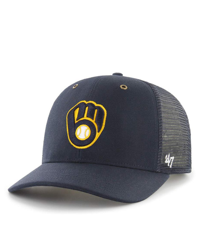 '47 BRAND Brewers Carhartt Mesh MVP Hat