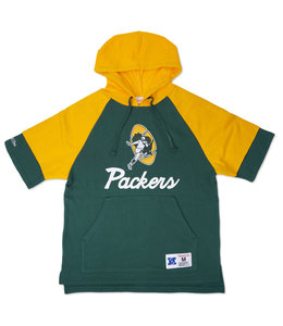 MITCHELL AND NESS PACKERS SS HOODIE