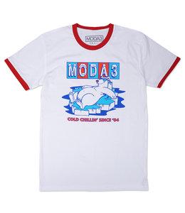 MODA3 ICE COLD RINGER TEE