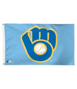 WINCRAFT BREWERS DELUXE FLAG