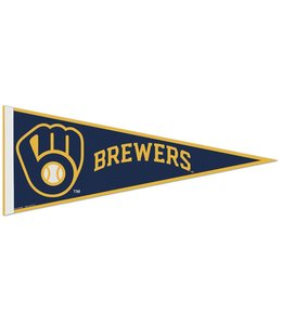 WINCRAFT BREWERS CLASSIC PENNANT