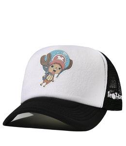 THE HUNDREDS X ONE PIECE CHOPPER TRUCKER HAT