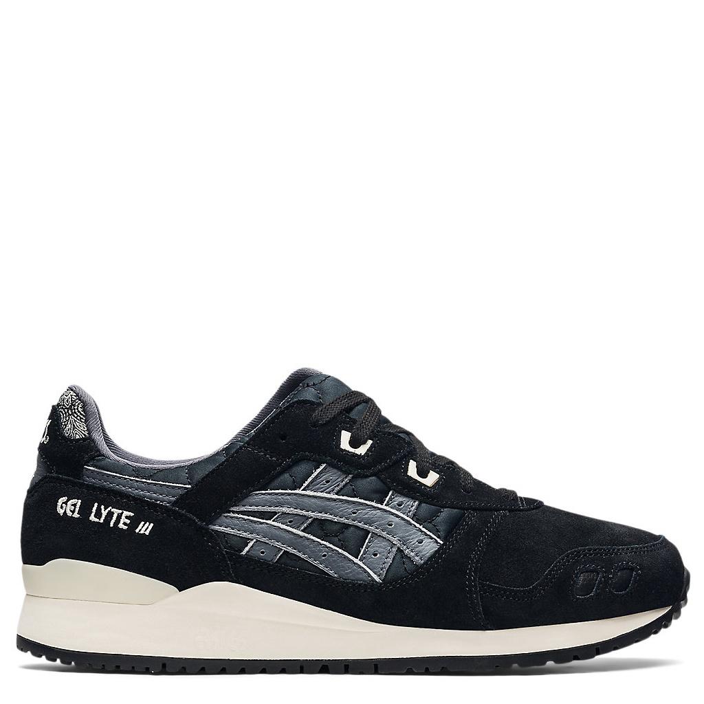 Asics Men's Gel-Lyte III OG Shoes - Black/Cream